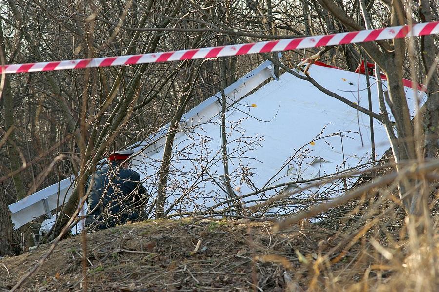 Deresz: Prokuratura szuka zamachu w Smoleńsku