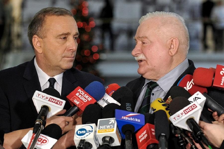 13 grudnia z Lechem Wałęsą