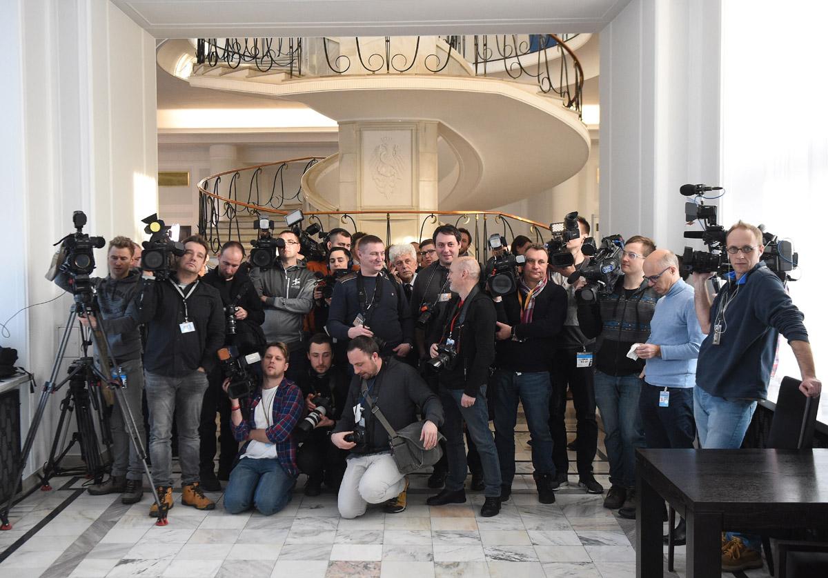 Wielka niewiadoma, czyli posiedzenie Sejmu