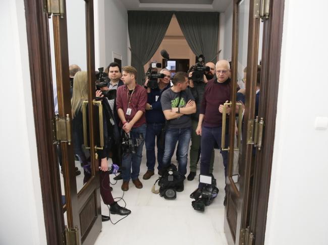 Sejm nie dla wszystkich dziennikarzy