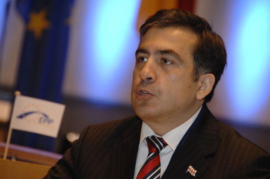 Saakaszwili ma dość. Przegrał walkę zukraińską korupcją