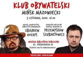 Zbigniew Hołdys i Przemysław Szubartowicz na żywo