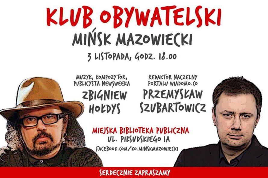 Zbigniew Hołdys iPrzemysław Szubartowicz nażywo