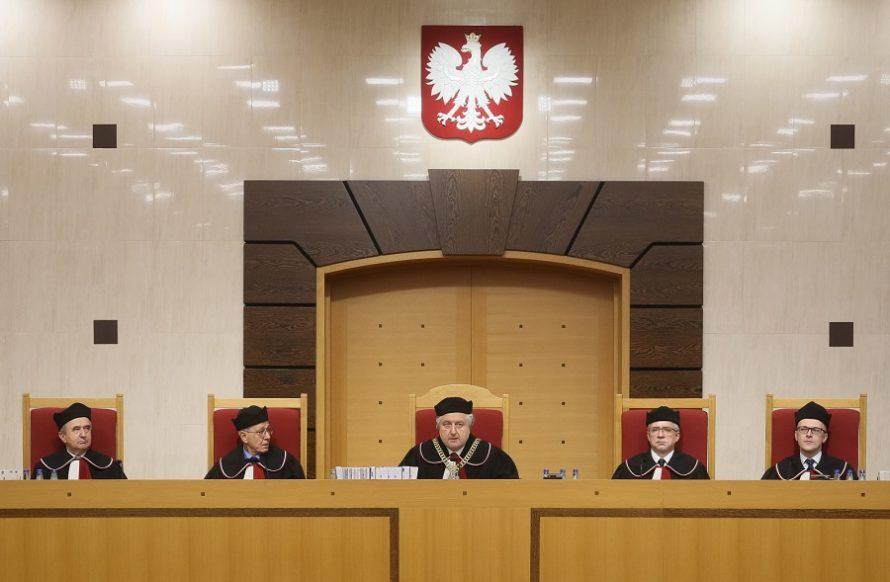 Bunt sędziów niezablokował prac Trybunału