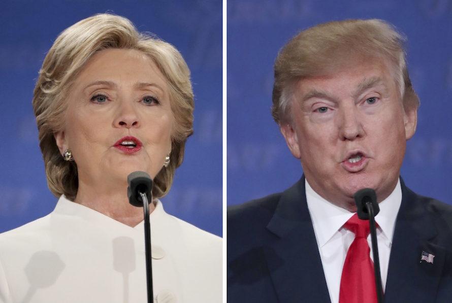 Hillary Clinton czyDonald Trump? Amerykanie wybierają prezydenta