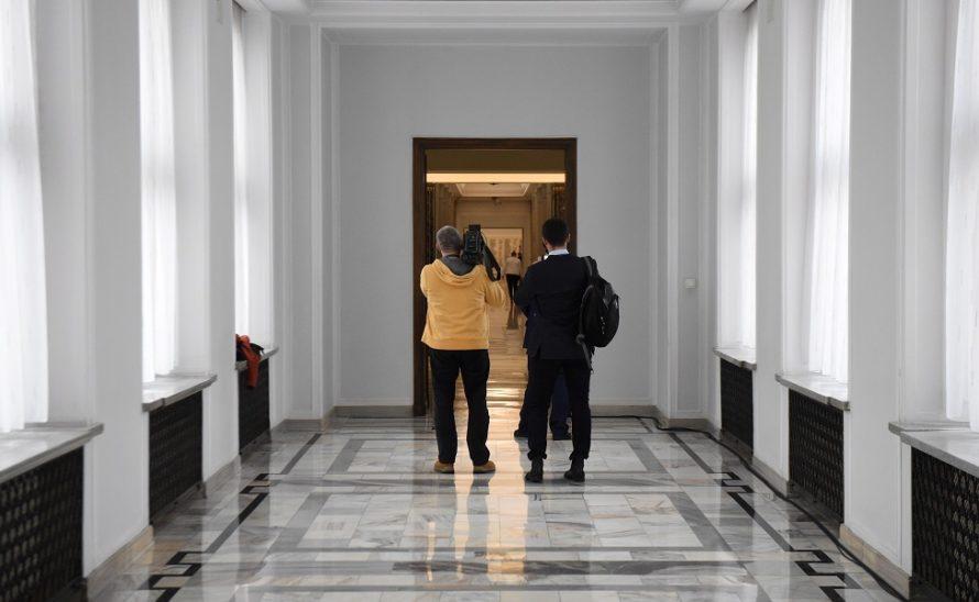 Sejm otwarty, aleniecały iniedla wszystkich