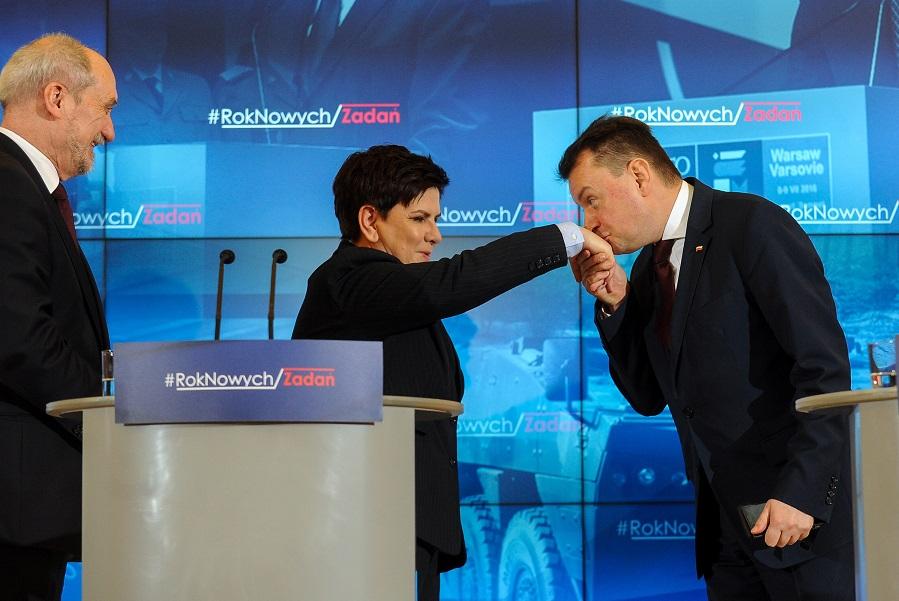 Materska-Sosnowska: Mniej prezesa, więcej PR-u