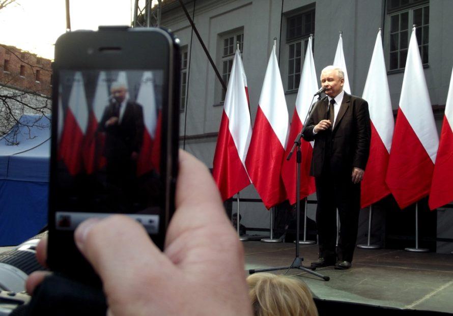 Sierakowski: Czystać nas naferajnę Kaczyńskiego?