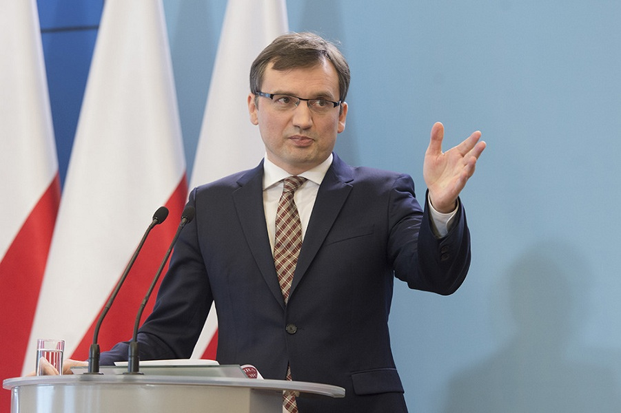 Kaczyński odcina się od Ziobry