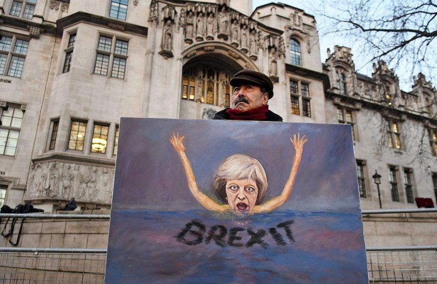 Brexit tylkozazgodą parlamentu