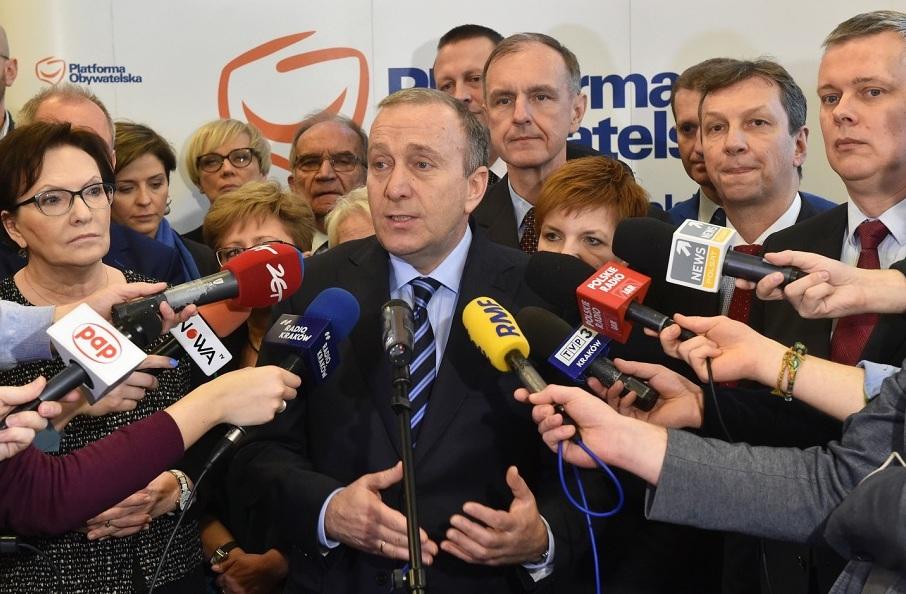 Schetyna: Nie pozwolimy na polityczną zemstę