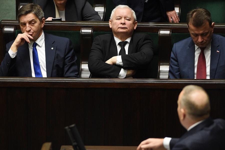 Prof. Krzemiński: Kaczyński to Pan i nikt mu nie podskoczy