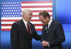 "Spotkanie Tusk-Pence. 3 razy ""tak"""