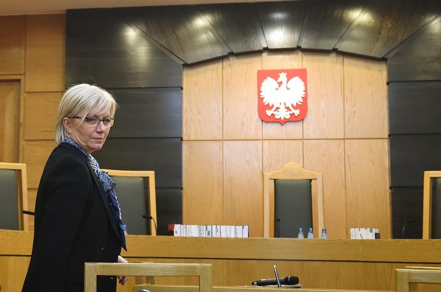 Trybunał, czyli przybudówka PiS