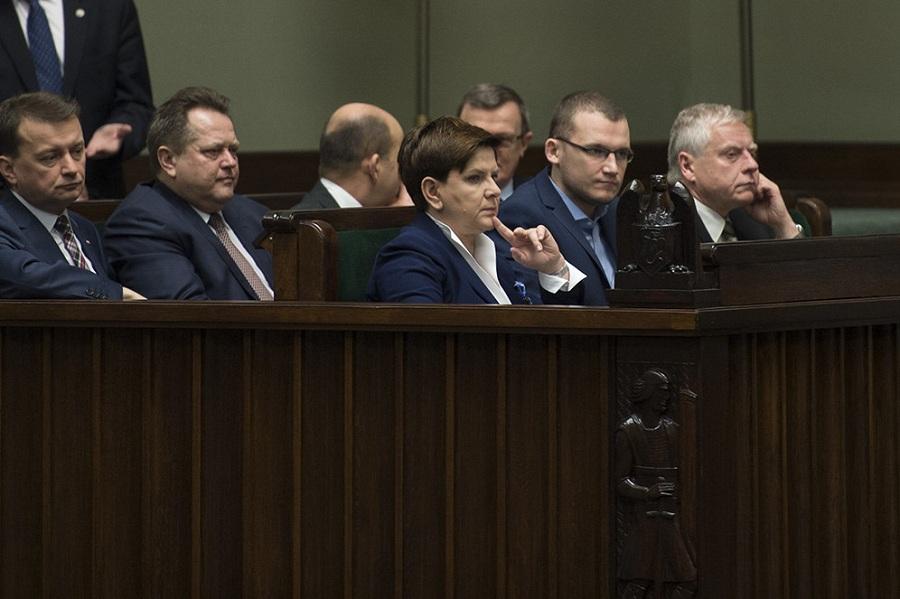 Materska-Sosnowska: Lepszy trend dla Platformy