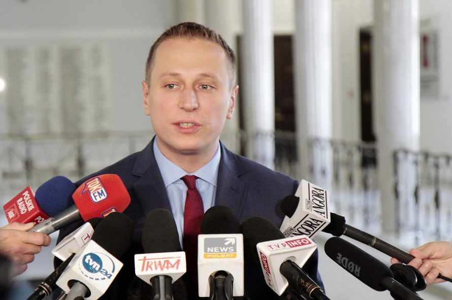 Wypadek premier Szydło. POskłada zawiadomienie doprokuratury