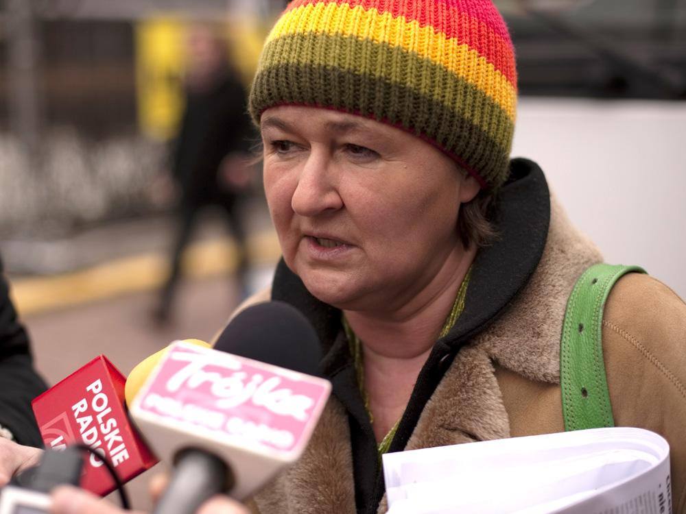 Prof. Magdalena Środa: Dla Wodza kobiety są bez znaczenia