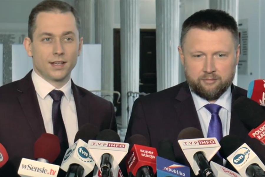 Wacław Berczyński kłamie? Sprawą powinna się zająć prokuratura