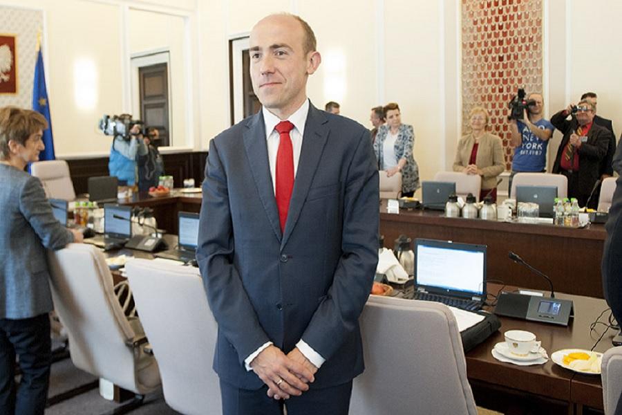 Borys Budka: To zastraszanie sędziego Żurka