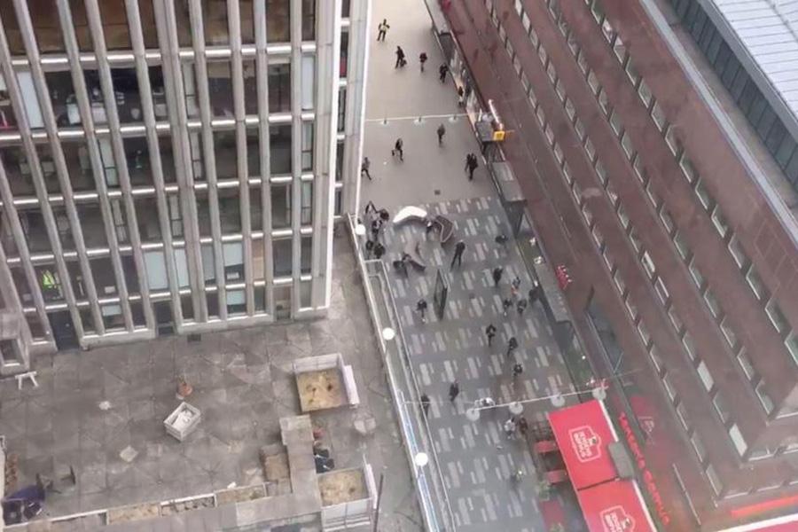 Zamach terrorystyczny w Sztokholmie