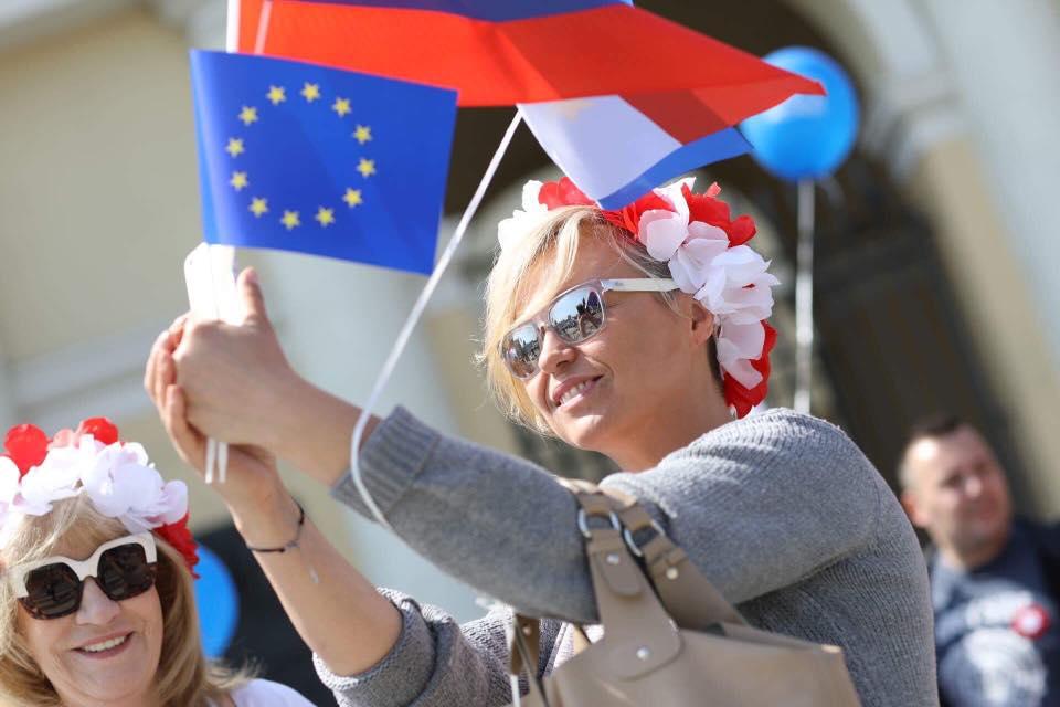 """""""Marsz Wolności do wygranych wyborów"""". Opozycja razem"""