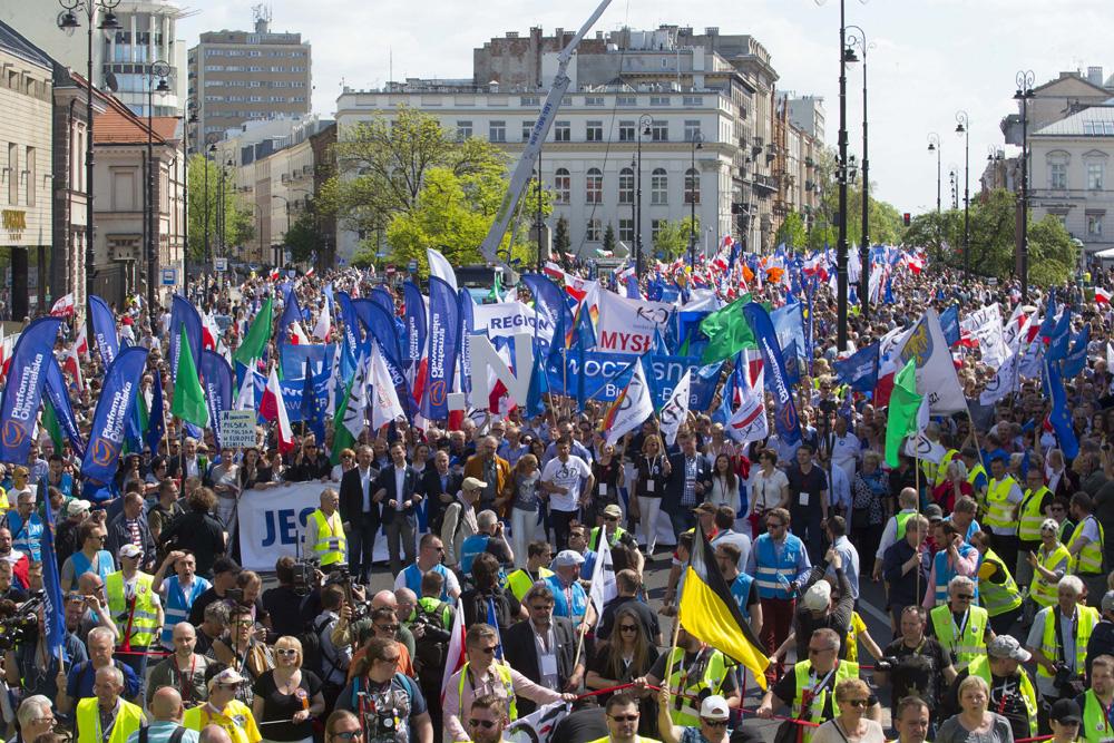 Siemoniak o marszu 6 maja: Trzeba się upomnieć o naszą wolność