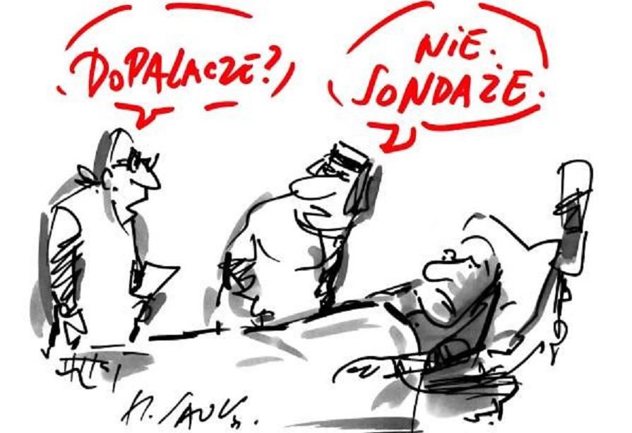Henryk Sawka: Dobre czasy dla satyryków