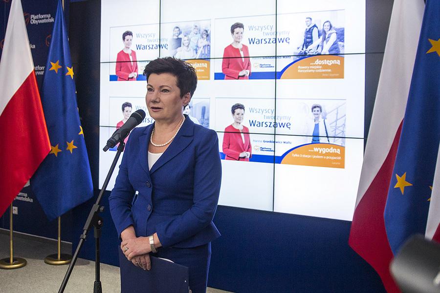 Komisja ds. grillowania prezydent Warszawy