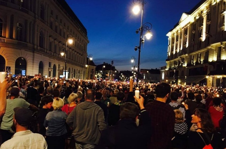 DrMaterska-Sosnowska: Społeczny opór toostatnia nadzieja