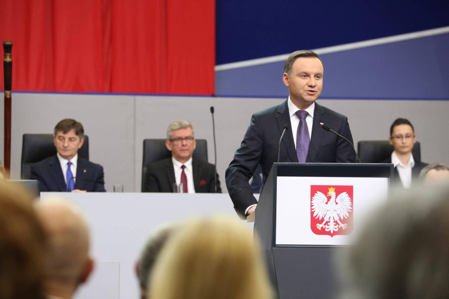 DrMigalski: Kaczyński stał się śmiesznym Boratem