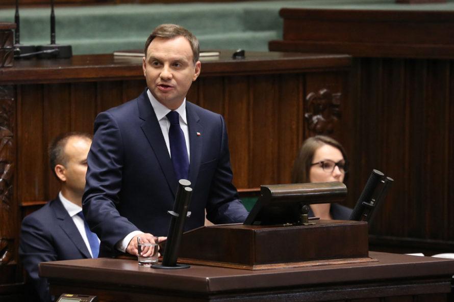 Andrzej Duda proponuje, PiS przyśpiesza