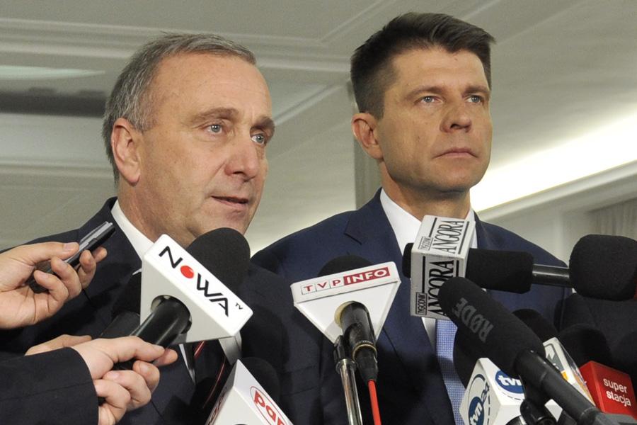 PO i Nowoczesna: Będziemy działać razem, aby zatrzymać PiS