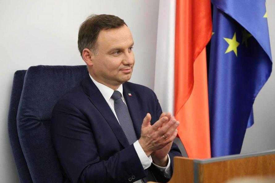 DrMaterska-Sosnowska: Niepoważne ruchy prezydenta Dudy