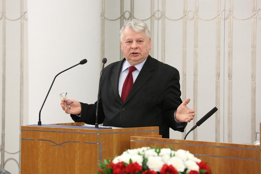 Bogdan Borusewicz: Prezydent chce odwołania Ziobry i Macierewicza
