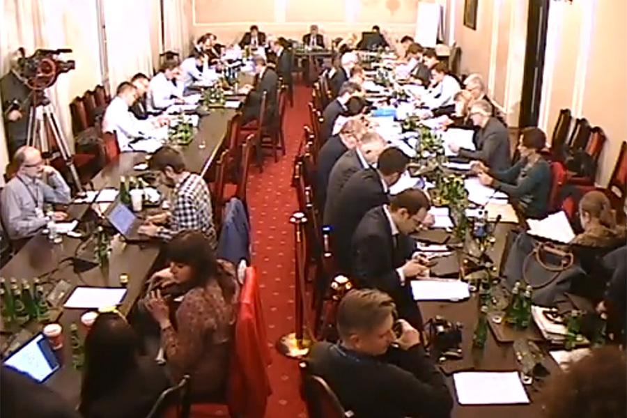 Komisja PiS dewastuje Sąd Najwyższy