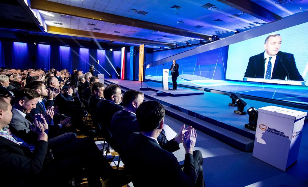 """Rada Krajowa PO. """"Potrzebne natychmiastowe zacieśnienie współpracy opozycji"""""""