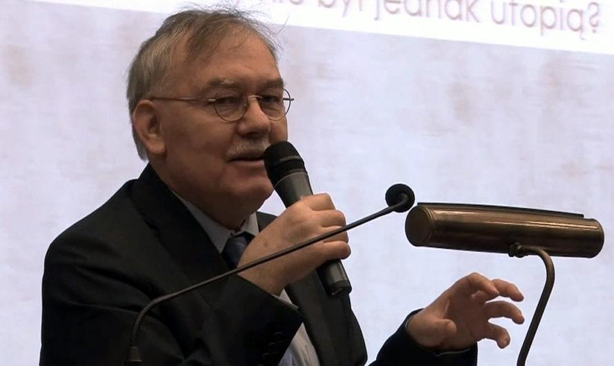 Prof.Ireneusz Krzemiński: Polacy uwierzyli wperfidne kłamstwo