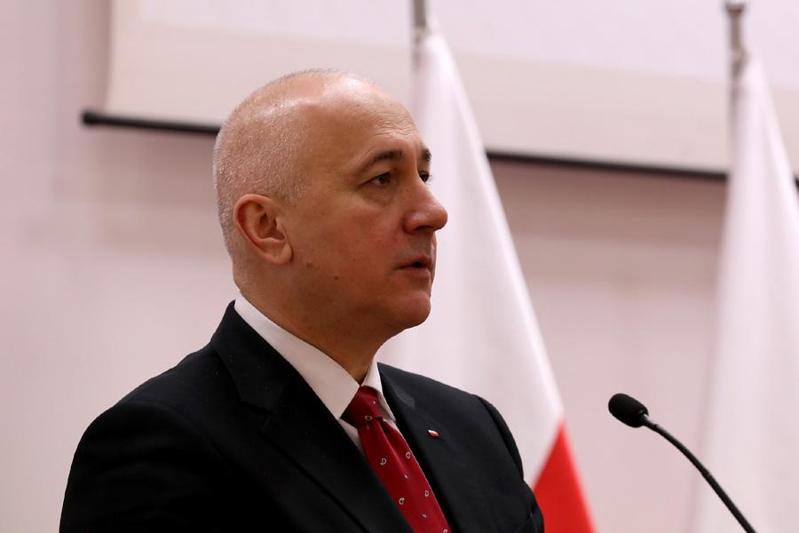 Kandydatka Brudzińskiego szefową KBW