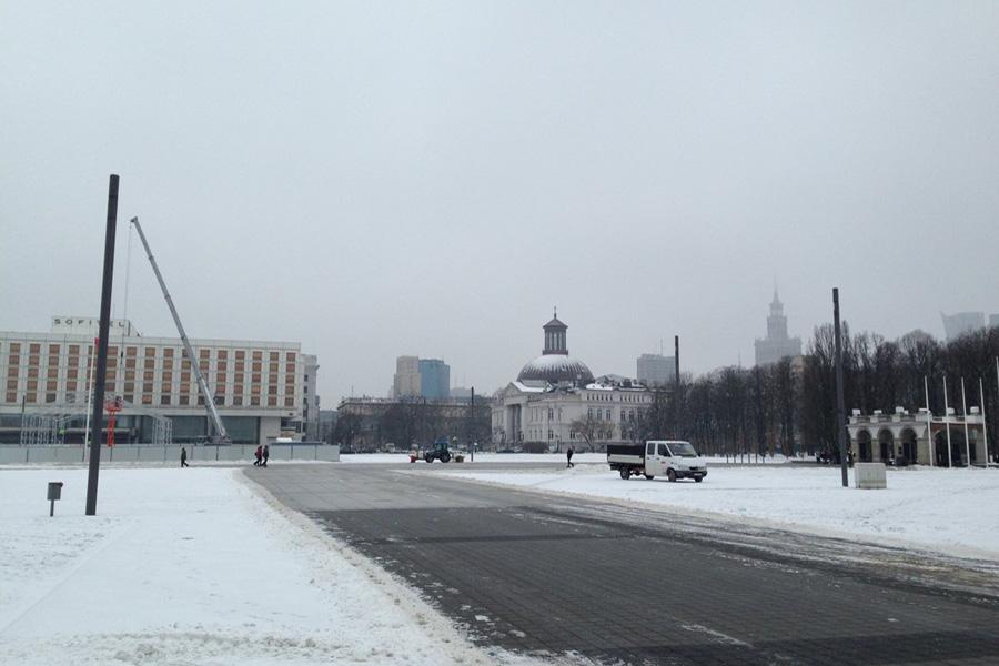 PiS zabiera warszawiakom plac Piłsudskiego
