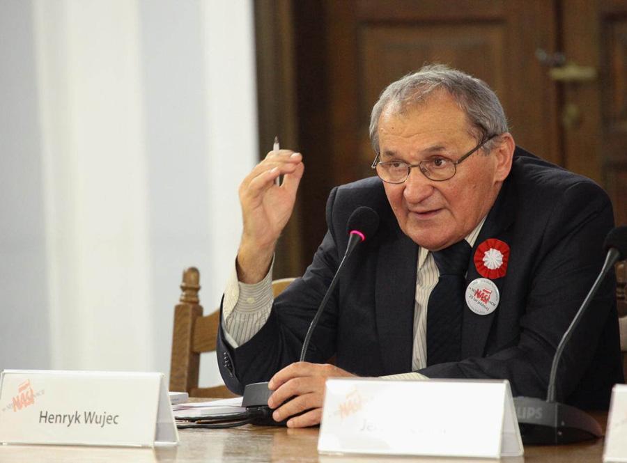 Henryk Wujec: Prezydent jak Piłat, TK wykona decyzję PiS
