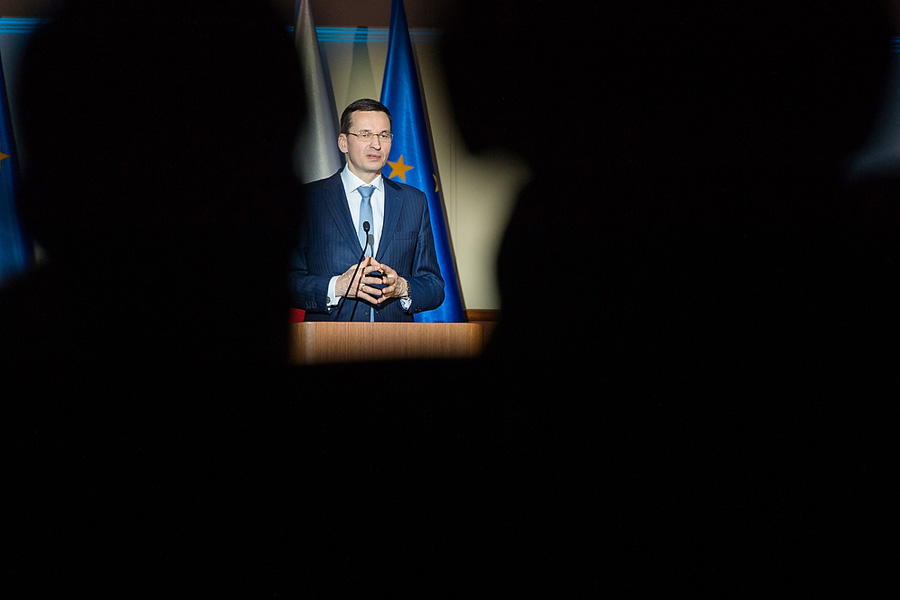 Dr Robert Sobiech: Mission impossible Mateusza Morawieckiego