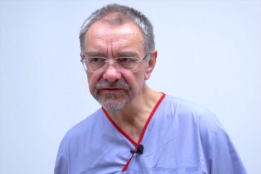 Prof.Romuald Dębski: Wolny człowiek powinien decydować osobie