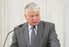 Bogdan Borusewicz: Łamiący konstytucję nie mogą jej zmieniać
