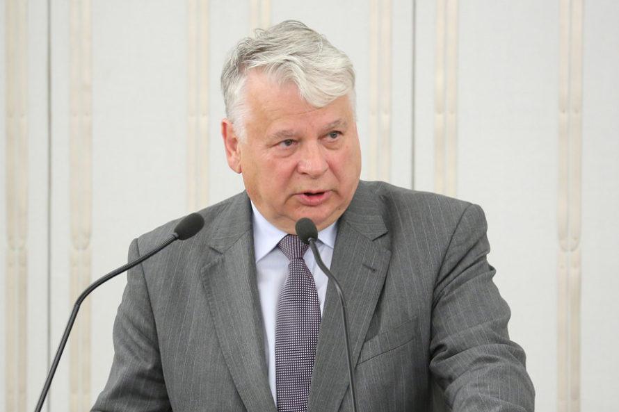 Bogdan Borusewicz: Łamiący konstytucję niemogą jej zmieniać