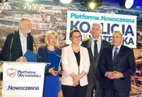 """Koalicja PO i Nowoczesnej w Poznaniu. """"Obronimy samorządy"""""""