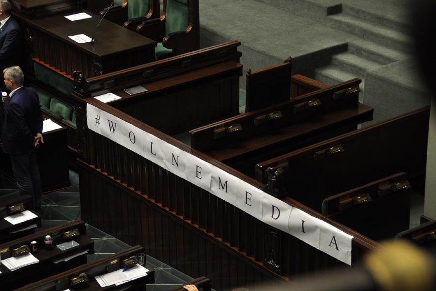 Czy PiS zamknie Sejm przed dziennikarzami?