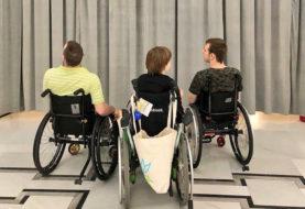 """Niepełnosprawni za kotarą. """"To polityka prorodzinna PiS"""""""