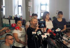 Iwona Hartwich: Będziemy protestować do skutku, jesteśmy gotowi na kompromis