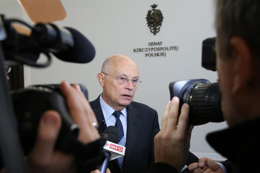 Marek Borowski: Jeszcze nie dyktatura, ale już nie demokracja