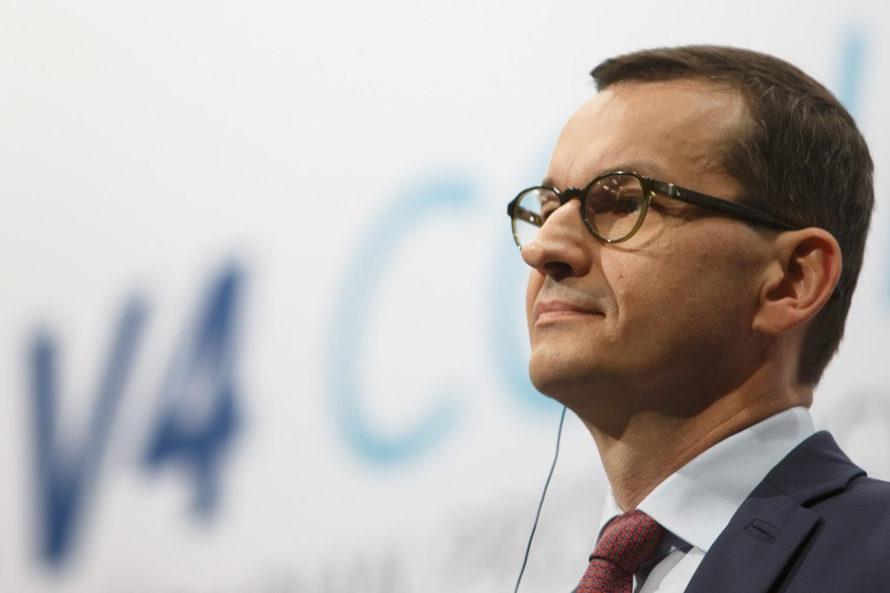 PiS boi się afery GetBack, Morawiecki zrzuca winę naopozycję